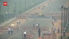 VIDEO: Industri Dibuka, Udara India Kembali Berpolusi Tinggi
