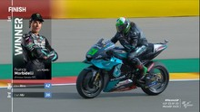 VIDEO: Highlights MotoGP Teruel 2020