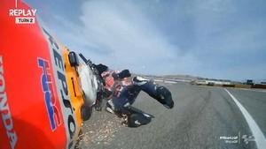 VIDEO: Deret Kecelakaan MotoGP Teruel 2020