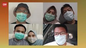 VIDEO: Cerita Pasutri soal Hubungan Kala Pandemi