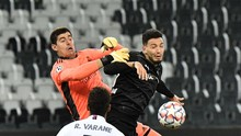 FOTO: Real Madrid Selamat dari Kekalahan