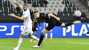 Liga Champions: Benzema Minta Vinicius Tak Dioper