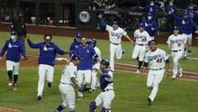 FOTO: Dodgers Juara World Series