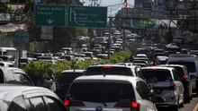 509 Ribu Kendaraan Tinggalkan Jakarta dalam 3 Hari Terakhir