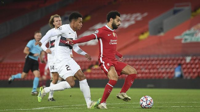 Penyerang sayap Liverpool, Mohamed Salah memuji Manchester United jelang bentrok kedua tim pada pekan ke-19 Liga Inggris.