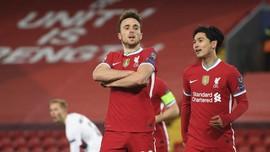 Hasil Liga Champions: Liverpool Menang, Madrid Nyaris Tumbang