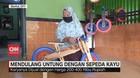VIDEO: Mendulang Untung dengan Sepeda Kayu