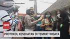 VIDEO: Wisatawan Dites Covid-19 Secara Acak
