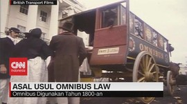 VIDEO: Asal-Usul Omnibus Law