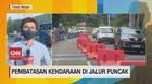 VIDEO: Pembatasan Kendaraan di Jalur Puncak