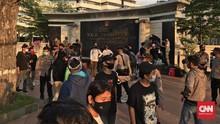 Polisi Bubarkan Panggung Rakyat #SemarangMelawan