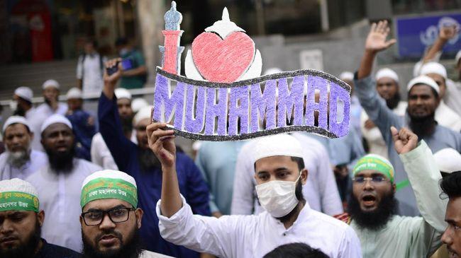 Kedutaan Besar Prancis di Islamabad mendesak seluruh warganya yang berada di Pakistan untuk segera meninggalkan negara tersebut.