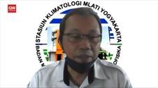 VIDEO: Wisatawan Diimbau Waspada Efek La Nina di Jogja