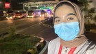 VIDEO: Vlog Kondisi Tol Cikampek Selasa Malam