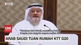 VIDEO: Arab Saudi Tuan Rumah KTT G20