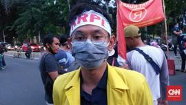 Milenial Balas Megawati: Demo Ini Pengabdian Kami buat Rakyat