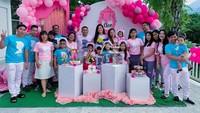<p>Yang hadir di ulang tahun Cleo pun rata-rata hanya keluarga dan kerabat dekat Judika dan Duma saja. (Foto: Instagram @duma_riris)</p>