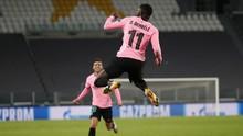 FOTO: Tanpa Ronaldo, Juventus Tunduk di Tangan Barcelona