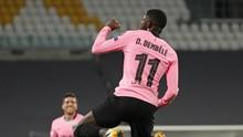 Barcelona Ungguli Juventus di Babak Pertama