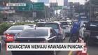 VIDEO: Kemacetan Menuju Kawasan Puncak