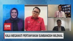 VIDEO: Kala Megawati Pertanyakan Sumbangsih Milenial