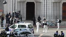 Teror Prancis Berlanjut, Penyerangan di Gereja dan Konsulat