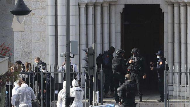 Kementerian Luar Negeri sudah berkoordinasi dengan aparat setempat serta KBRI dan KJRI Marseille.