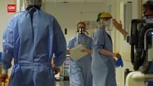 VIDEO: Curhat Tenaga Medis dari ICU Tersibuk di Inggris
