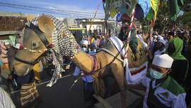 FOTO : Tradisi Perayaan Maulid di Berbagai Daerah