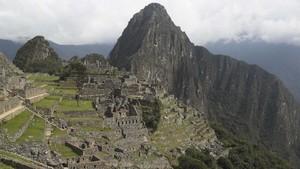 FOTO : Wisata Machu Picchu Segera Dibuka Kembali