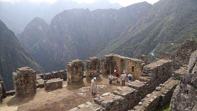 Machu Picchu kembali dibuka dengan kapasitas pengunjung hanya 40 persen.
