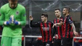 FOTO: AC Milan Belum Terkalahkan