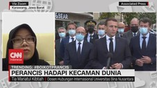 VIDEO: Perancis Hadapi Kecaman Dunia