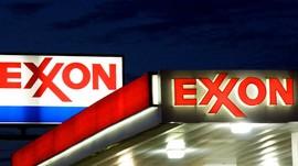 Exxon PHK 1.900 Pekerja karena Harga Minyak Global Jatuh