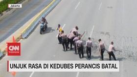 VIDEO: Unjuk Rasa di Kedubes Perancis Batal