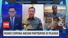 VIDEO: Hoaks Corona Ancam Partisipasi di Pilkada