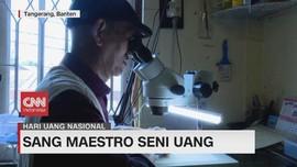 VIDEO: Sang Maestro Seni Uang