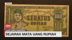 VIDEO: Sejarah Mata Uang Rupiah