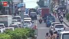 VIDEO: Meski Macet, Jumlah Kendaraan Menuju Puncak Menurun