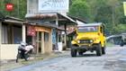 VIDEO: Berwisata Naik Jip Telusuri Kali Kuning Gunung Merapi