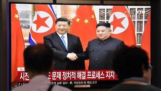 Xi Jinping Kirim Surat ke Kim Jong-un Demi Perkuat Hubungan