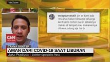 VIDEO: Aman dari Covid-19 Saat Liburan
