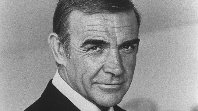 Pemeran James Bond, Sean Connery meninggal dunia di usia 90 tahun pada Sabtu (31/10).