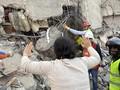 FOTO: Luluh Lantak Turki Diterjang Gempa