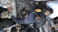 39 Tewas, 900 Luka, Akiba Gempa Turki-Yunani