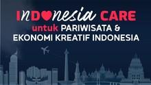 INFOGRAFIS: Indonesia Care untuk Pariwisata Tanah Air