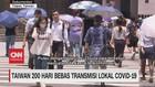 VIDEO; Taiwan 200 Hari Bebas Transmisi Lokal Covid-19