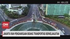VIDEO: Jakarta Menang Sustainable Transport Award 2021/2022