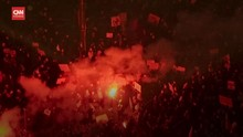 VIDEO: Demo Besar Polandia Menentang Larangan Aborsi