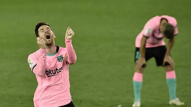 Emili Rousaud mengumumkan janji spektakuler yaitu menjadikan nama Lionel Messi sebagai nama stadion dan memulangkan Neymar.
